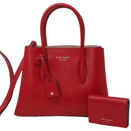 kate-spade-2pcs-eva-small-satchel-and-wallet-set-red-leather-satchel-0-1-650-650