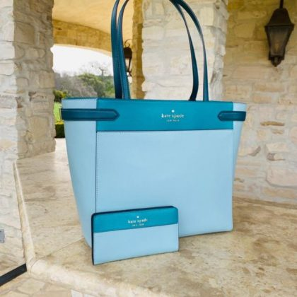 kate-spade-2pcs-stacie-laptop-totewallet-set-frosted-spearmint-multi-345-leather-tote-1-0-650-650