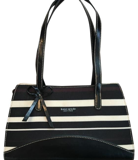 kate-spade-black-cream-w-maroon-fabric-and-leather-satchel-0-1-650-650