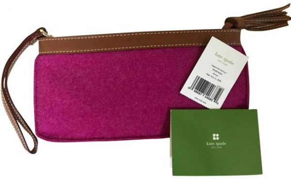 kate-spade-casual-pink-and-orange-wool-clutch-0-1-650-650