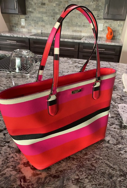 kate-spade-colorful-fun-in-bright-colors-hot-pink-orange-navy-and-white-coated-canvas-tote-1-0-650-650