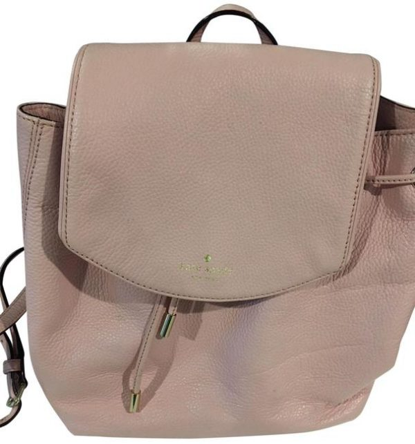 kate-spade-light-with-gold-embellishments-pink-leather-backpack-0-1-650-650
