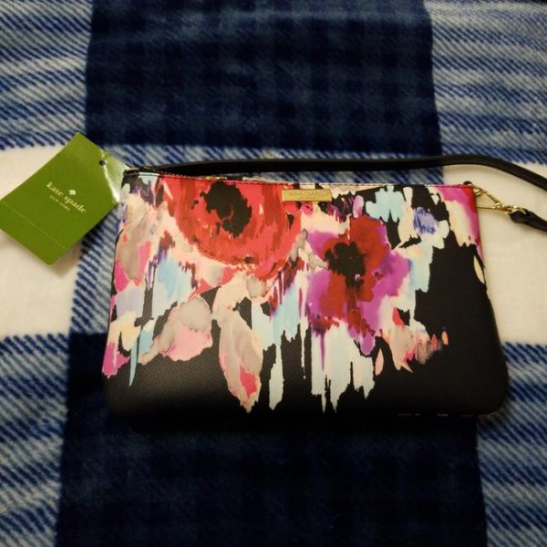 kate-spade-navy-blue-with-pink-and-blue-floral-designs-pvc-wristlet-1-0-650-650