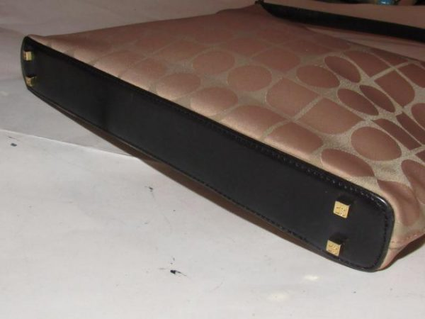 kate-spade-new-pursesdesigner-purses-gold-geometric-print-silk-fabric-and-brown-leather-and-satchel-2-0-650-650