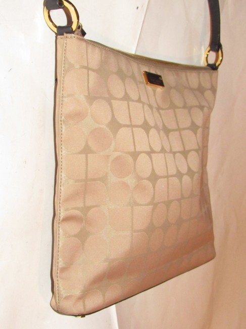 kate-spade-new-pursesdesigner-purses-gold-geometric-print-silk-fabric-and-brown-leather-and-satchel-5-0-650-650