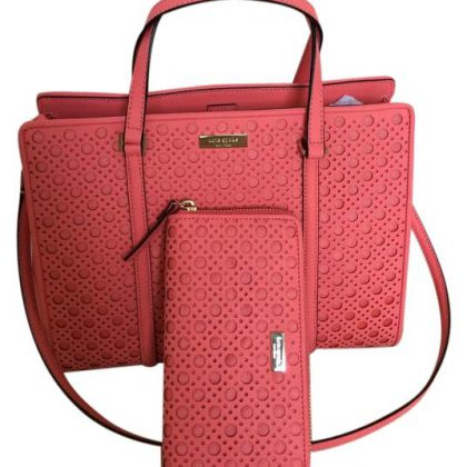 kate-spade-newbury-lane-caning-romy-and-matching-zippy-wallet-pink-saffiano-leather-satchel-0-2-650-650