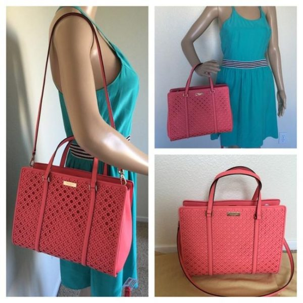 kate-spade-newbury-lane-caning-romy-and-matching-zippy-wallet-pink-saffiano-leather-satchel-1-2-650-650