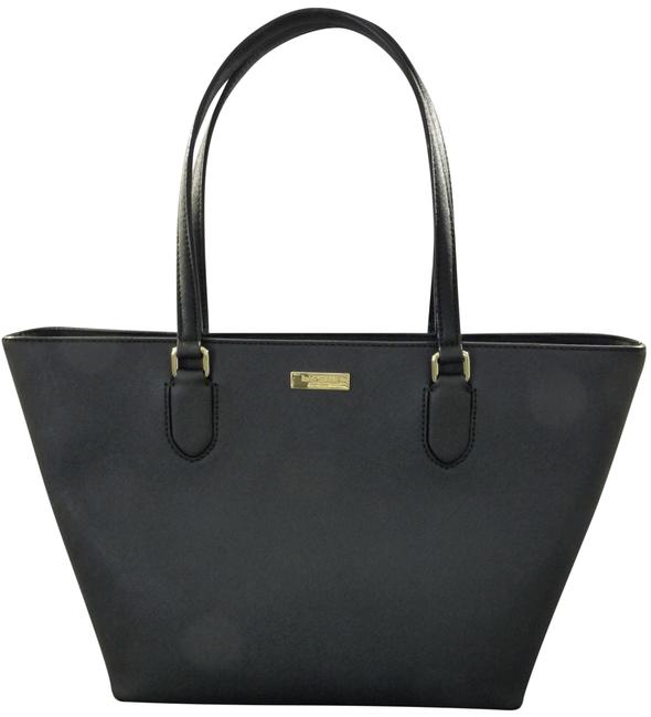 kate-spade-small-dally-laurel-way-cross-hatch-shoulder-b-black-leather-tote-0-1-650-650