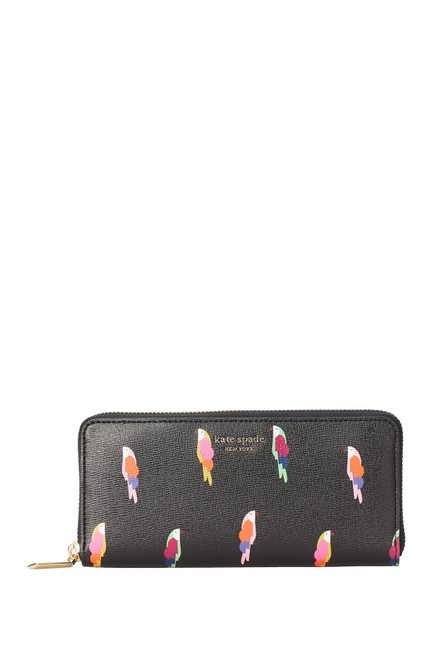 kate-spade-sylvia-flock-party-slim-continental-wallet-black-multi-leather-clutch-0-0-650-650