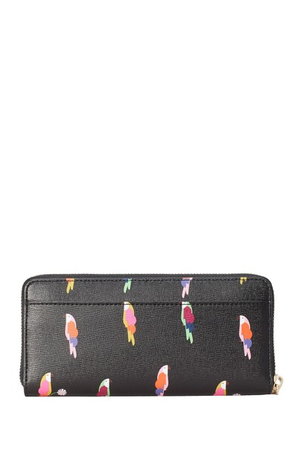 kate-spade-sylvia-flock-party-slim-continental-wallet-black-multi-leather-clutch-1-0-650-650