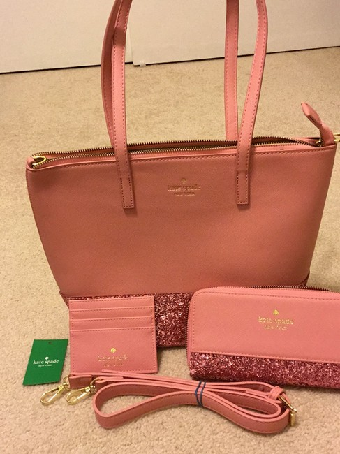 kate-spade-wallet-and-card-holder-pink-with-glitter-trim-leather-like-material-hobo-bag-4-0-650-650
